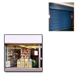 Rolling Shutters For Shops