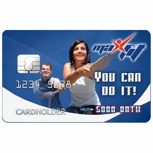 Promotional Plastic Card