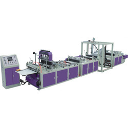 Automatic Non Woven Fabric Bag Making Machine