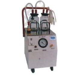 High Vacuum Suction Apparatus