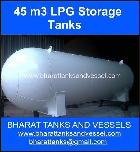 45 m3 LPG Storage Tanks