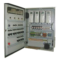 Electrical Panels with PLC