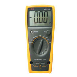 Digital Capacitance Meter - HTC