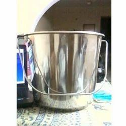 SS Milk Buckets