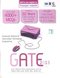 GATE 2013 Computer Science Information Technology Engg