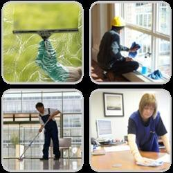 Commercial Complex Housekeeping Services