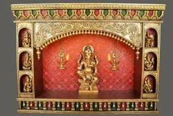 Horizontal Great Ganesh Jharoka
