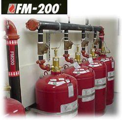 FM 200 Suppression System