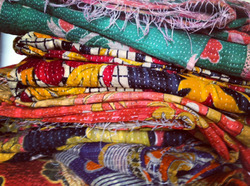 New Kantha Throw