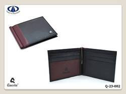 Questa Leather Money Clip