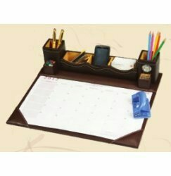 PU Leather Pen Stand