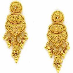 Gold Earrings In Coimbatore Tamil Nadu Suppliers