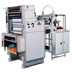 Sheetfed Printing Machine