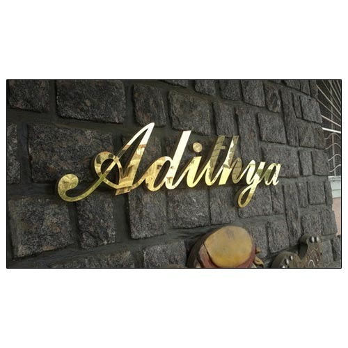 Name Plates Brass Name Plates Manufacturer from Bengaluru