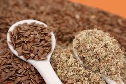 Flax Seeds Powder ( Natural Omega-3 Fatty Acids &phytochem )
