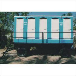 Indian Toilet Van