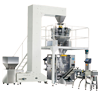 Automatic Pouch Packaging Line