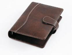 Leather File Cover