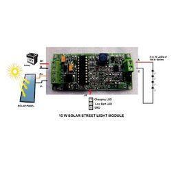 10w solar street light module