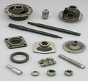 Precision Turned and Machined Parts