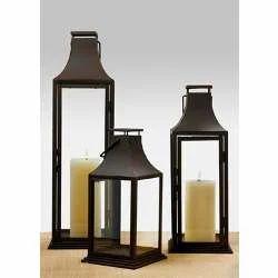 Decorative Tea Light Candle Lanterns