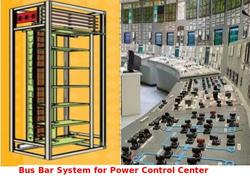 Bus Bar System for Power Control Center