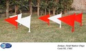 Field Marker Flags