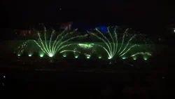 Musical Fountain Effects