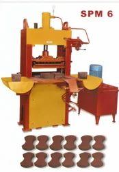 Paver Block Machine (SPM 6)
