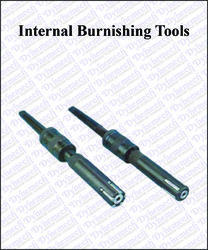 Internal Burnishing Tools