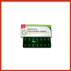 Printed Mono Carton packing Box for Pharma Blister Pack