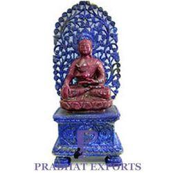 Lord Buddha Stone Statue