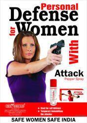 Attack Pepper Spray