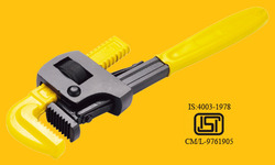 Pipe Wrench Stillson Type Carbon Steel Powder Coated