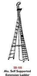 Aluminum Telescopic Ladder