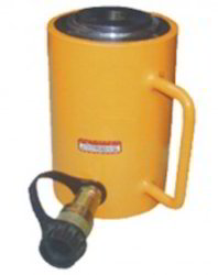 Hydraulic Jack Light Weight Remote Control Plain Ram