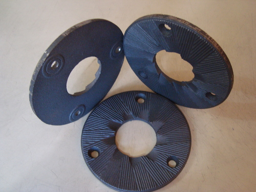 Cutter Plate Castings