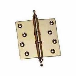 Two Bearing Brass Hinge