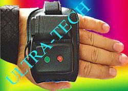 Hand Worn Metal Detector