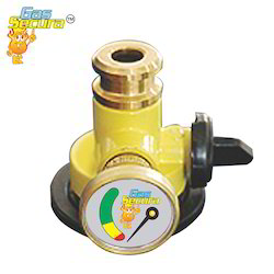 Gas Cylinder Safety Device