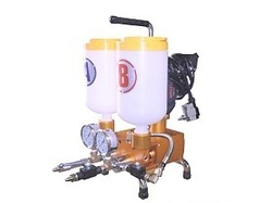 Dual Component Injection Grouting Pump