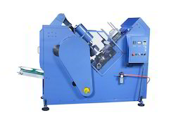 disposable paper plate cutting machine