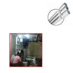 GI Conduit Pipes for Sanitary