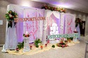 Wedding Stage Backdrop Panels