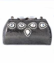 Black+Diamond+Clutch+Bag