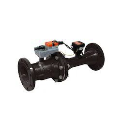 Electronic Pressure Independent Control Valve
