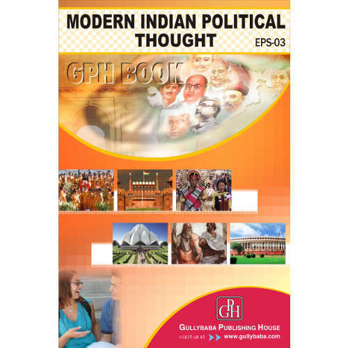 EPS-03 Modern Indian Political Thought