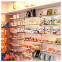 Food Products Display Racks