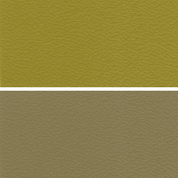 Beige Colored Artificial Leather Cloth