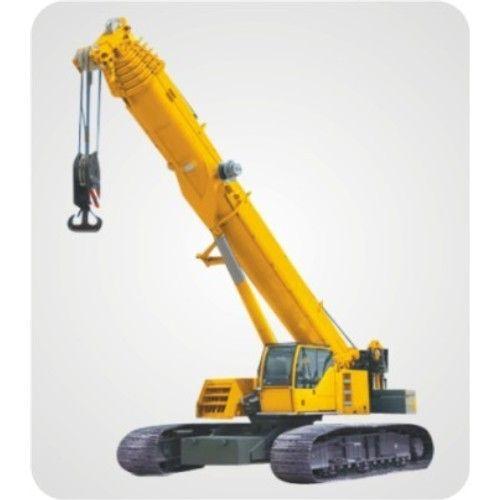 Telescopic Crane 200 Ton : Telescopic crawler crane rental service in masjid bunder